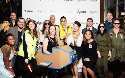 Dyson US Holiday party