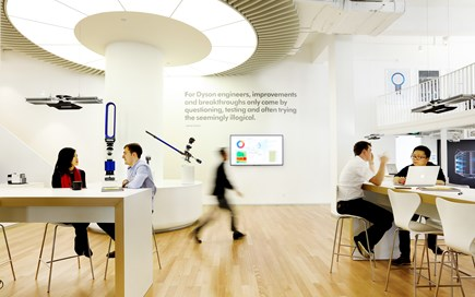 Dyson office space